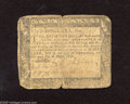 Colonial Notes:Maryland, Maryland August 14, 1776 $2 Fine. A rather well circulated note butwith decent signatures, solid margins and good detail fo...