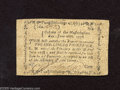 Colonial Notes:Massachusetts, Massachusetts June 18, 1776 2s/4d About Uncirculated. This is alovely example of this Massachusetts issue that is virtually...