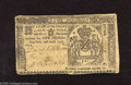 Colonial Notes:New York, New York April 15, 1758 L5 Extremely Fine-About Uncirculated. Thisis another rare early New York note that is well margined...