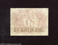 Fractional Currency:Second Issue, Fr. 1314SP Narrow Margin Reverse 50c Second Issue Choice Crisp Uncirculated. An attractive specimen reverse that has bright ...