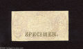 Fractional Currency:Third Issue, Fr. 1291-SP 25c Third Issue About Uncirculated. This specimen note is a couple corner tip bends away from Unc....