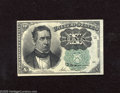 Fractional Currency:Fifth Issue, Fr. 1264 10c Fifth Issue Crisp Uncirculated. This Meredith note iswithout any signs of handling, but the left margin is nea...