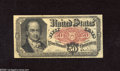 "Fractional Currency:Fifth Issue, Fr. 1381 50c Fifth Issue Fine. This ""Bob Hope"" note is without pinholes or edge tears...."