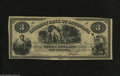 Obsoletes By State:Louisiana, New Orleans, LA- Citizens' Bank of Louisiana $3 Jan. 7, 1847. This gorgeous note with the hunter vignette is fresh and new....