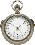 Timepieces:Pocket (post 1900), Waltham Rare Model 92 Sidereal. ...
