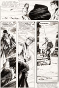 Original Comic Art:Panel Pages, Jim Aparo Phantom Stranger #10 Story Page 9 Original Art(DC, 1970)....