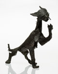 Post-War & Contemporary:Sculpture, Angel Botello (1913-1986). Cat, circa 1965. Bronze. 17-1/4 x20 x 8 inches (43.8 x 50.8 x 20.3 cm). Edition unknown. Inc...
