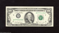 Error Notes:Blank Reverse (<100%), Fr. 2173-B $100 1990 Federal Reserve Note. Extremely Fine. Roughlythe left 25% of the back is unprinted....