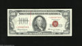 Small Size:Legal Tender Notes, Fr. 1550* $100 1966 Legal Tender Star Note. Extremely Fine. Only 128,000 Stars were printed for the 1966 Series. This is a ...