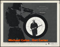 "Movie Posters:Crime, Get Carter (MGM, 1971). Half Sheet (22"" X 28""). Crime...."