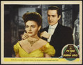 "Movie Posters:Horror, The Picture of Dorian Gray (MGM, 1945). Lobby Card (11"" X 14""). Horror...."