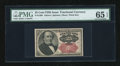 Fractional Currency:Fifth Issue, Fr. 1309 25c Fifth Issue PMG Gem Uncirculated 65 EPQ....