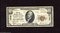 National Bank Notes:District of Columbia, Washington, DC - $10 1929 Ty. 2 Hamilton NB Ch. # 13782 This colorful Sawbuck from our nation's proud capital pays trib...