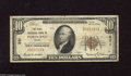 National Bank Notes:Maine, Portland, ME - $10 1929 Ty. 1 The First NB Ch. # 221 This note doesnot appear in the Kelly census off this bank. This ...