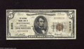 National Bank Notes:Maryland, Baltimore, MD - $5 1929 Ty. 1 The National Marine Bank Ch. # 2453Less than 30 examples are known off this bank which m...