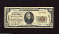 National Bank Notes:Missouri, Kansas City, MO - $20 1929 Ty. 1 Fidelity NB & TC Ch. # 11344The Fidelity was only one of four national banks in Misso...