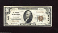 National Bank Notes:Pennsylvania, Watsontown, PA - $10 1929 Ty. 1 The Farmers NB Ch. # 3459 Embossing is present on this note which is from a two bank t...