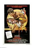 "Movie Posters:Action, Game of Death (Columbia, 1978). One Sheet (27"" X 41""). Bruce Lee died while ""Game of Death"" was still filming, so the produc..."