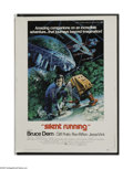 "Movie Posters:Science Fiction, Silent Running (Universal, 1972). Poster (30"" X 40""). Bruce Dernstars as an astronaut in charge of a floating biosphere spa..."
