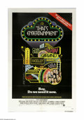 "Movie Posters:Documentary, That's Entertainment! (MGM, 1974). One Sheet (27"" X 41""). The first of the compilation films from MGM detailing their great ..."