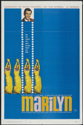 "Movie Posters:Documentary, Marilyn (20th Century Fox, 1963). One Sheet (27"" X 41""). Documentary...."
