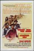 "Movie Posters:Western, Mackenna's Gold (Columbia, 1969). One Sheet (27"" X 41""). Western...."