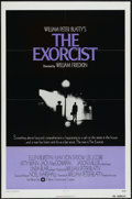 "Movie Posters:Horror, The Exorcist (Warner Brothers, 1973). One Sheet (27"" X 41""). Horror...."