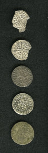 Luxembourg, Luxembourg: A miscellaneous 5-piece lot as follows;... (Total: 5coins)