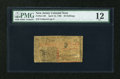 Colonial Notes:New Jersey, New Jersey April 12, 1760 30s PMG Fine 12....