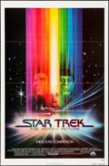 """Movie Posters:Science Fiction, Star Trek: The Motion Picture (Paramount, 1979). One Sheet (27"""" X41"""") Advance, Bob Peak Artwork. Science Fiction.. ..."""