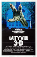 "Movie Posters:Horror, Amityville 3-D & Other Lot (Orion, 1983). One Sheets (2) (27"" X41""). Horror.. ... (Total: 2 Items)"