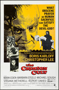 "Movie Posters:Horror, The Crimson Cult (American International, 1970). One Sheet (27"" X41""). Horror.. ..."