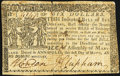 Colonial Notes, Maryland March 1, 1770 $6 Fine.. ...