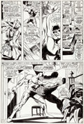 Original Comic Art:Panel Pages, Gene Colan and John Tartaglione Daredevil #31 Page 6Original Art (Marvel, 1967)....