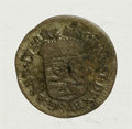 Luxembourg, Luxembourg: Charles II Billon Demi-Sou 1700,...