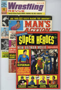 Magazines:Miscellaneous, Miscellaneous Magazines Group (Various Publishers, 1960s)....(Total: 6 Comic Books)