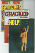 Magazines:Miscellaneous, Miscellaneous Humor Magazines Group (Various Publishers, 1960s)Condition: Average VG.... (Total: 8 Comic Books)