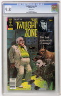 Bronze Age (1970-1979):Horror, Twilight Zone #82 (Gold Key, 1978) CGC NM/MT 9.8 White pages....