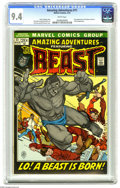 Bronze Age (1970-1979):Superhero, Amazing Adventures #11 (Marvel, 1972) CGC NM 9.4 White pages. Youcan throw the Guide prices out the window when it comes to...