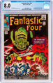 Fantastic Four #49 (Marvel, 1966) CGC VF 8.0 Cream to off-white pages