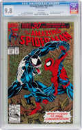 Modern Age (1980-Present):Superhero, The Amazing Spider-Man #375 (Marvel, 1993) CGC NM/MT 9.8 White pages....