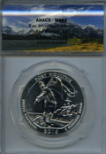 Modern Bullion Coins, 2016 25C Fort Moultrie Five-Ounce Silver, First Strike MS69 ANACS. PCGS Population: (293/0)....