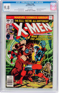 Bronze Age (1970-1979):Superhero, X-Men #102 (Marvel, 1976) CGC NM/MT 9.8 White pages....