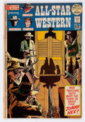 Bronze Age (1970-1979):Western, All-Star Western #10 (DC, 1972) Condition: FN....