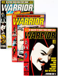 Magazines:Superhero, Warrior Group of 20 (Quality Communications Ltd., 1982-85)Condition: Average VG/FN.... (Total: 20 Comic Books)