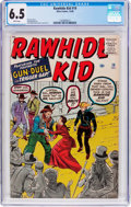 Silver Age (1956-1969):Western, Rawhide Kid #19 (Marvel, 1960) CGC FN+ 6.5 White pages....