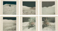 "Explorers:Space Exploration, Apollo 17: Group of Thirteen Original NASA ""Red Number"" Lunar Surface Color Photos...."