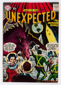Silver Age (1956-1969):Horror, Tales of the Unexpected #17 (DC, 1957) Condition: FN/VF....