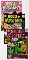 Silver Age (1956-1969):Horror, House of Mystery Group of 16 (DC, 1960-65) Condition: AverageFN/VF.... (Total: 16 Comic Books)