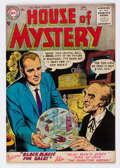 Golden Age (1938-1955):Science Fiction, House of Mystery #46 (DC, 1956) Condition: FN/VF....